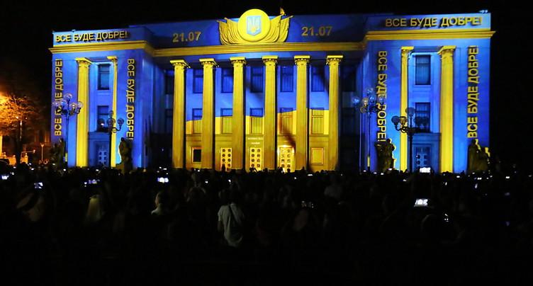 Les futurs députés ukrainiens espèrent « changer ce qui va mal »
