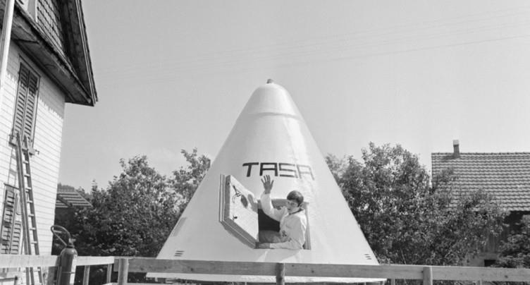 Gretzenbach (SO) se souvient de la « mission lunaire » de 1970