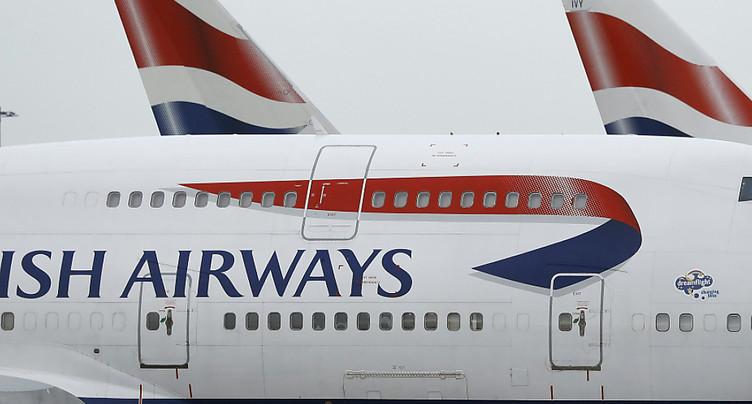 British Airways suspend ses vols vers le Caire - Sécurité invoquée