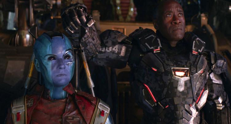 « Avengers: Endgame », le film au plus gros succès planétaire