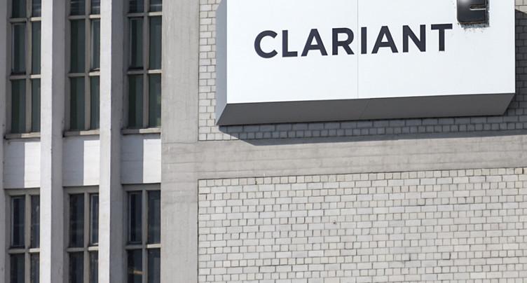 Clariant cède des activités d'emballage pour 308 millions de francs