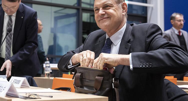 Le PDC Vaud se distancie des tweets de Claude Béglé