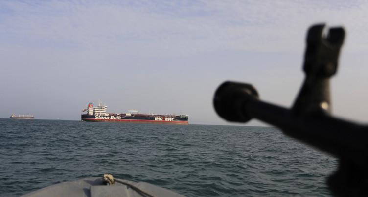 Londres veut une mission de protection dans le Golfe