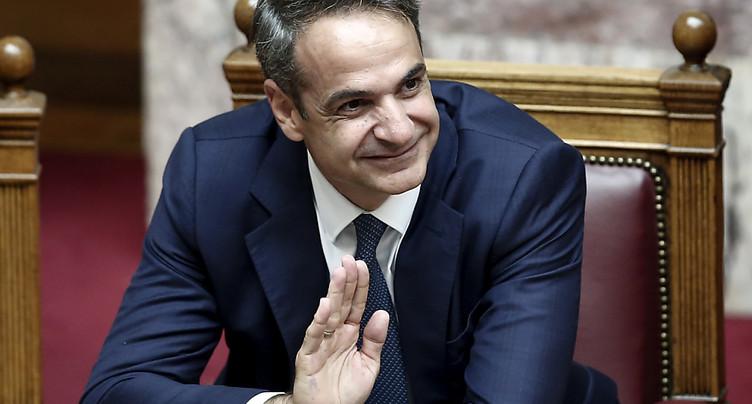 Le Parlement vote la confiance au nouveau gouvernement