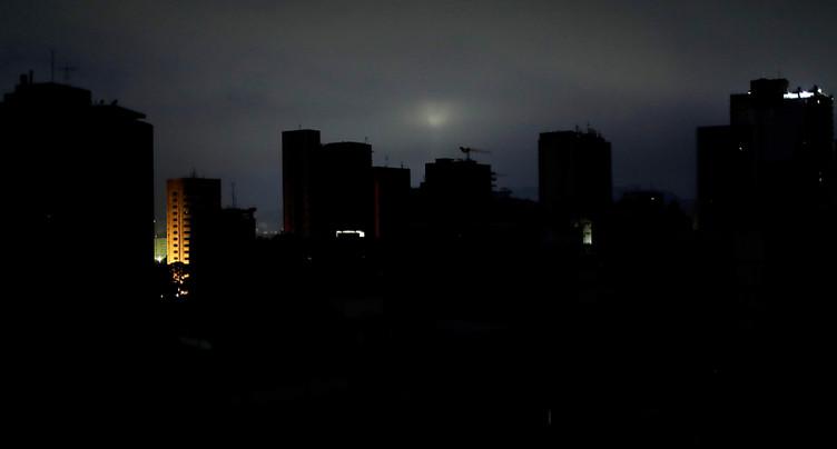 Caracas et plusieurs régions affectées par une panne d'électricité