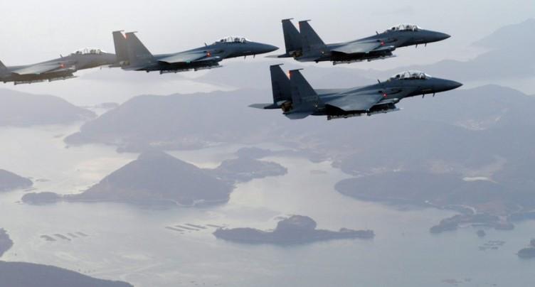 Séoul annonce des tirs de semonce contre un appareil russe