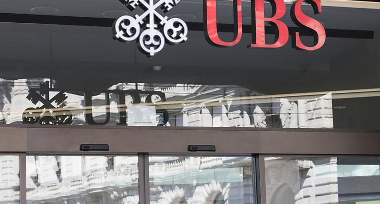 UBS fait nettement mieux que prévu au 2e trimestre