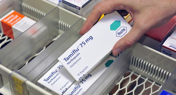 Roche: Sanofi achète les droits de distribution du Tamiflu aux USA