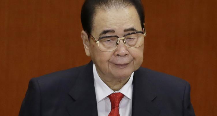 L'ex-Premier ministre chinois Li Peng est décédé