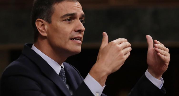 Sanchez perd le premier vote de confiance des députés