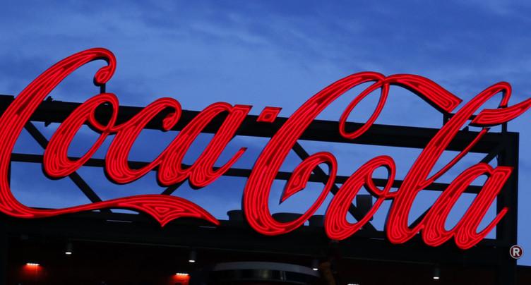 Coca-Cola dopé par les ventes de sodas au deuxième trimestre