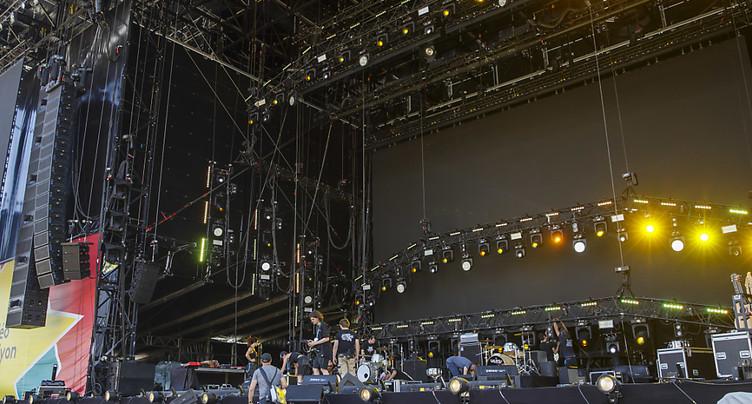 Une grande scène flambant neuve pour Paléo
