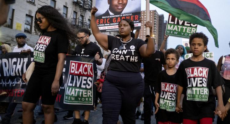 Un Noir n'est pas plus en danger face à un policier blanc (étude)