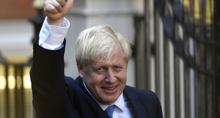 Boris Johnson attend sa consécration comme Premier ministre