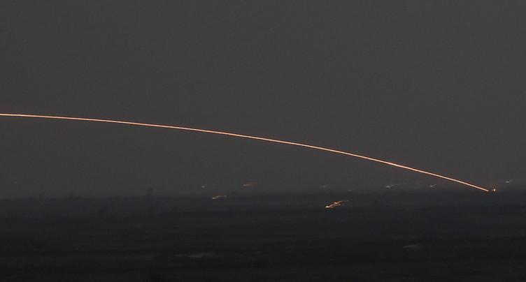 Tirs de missiles « probablement israéliens » dans le Sud syrien