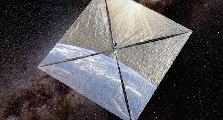 La voile solaire LightSail 2 s'est bien ouverte dans l'espace
