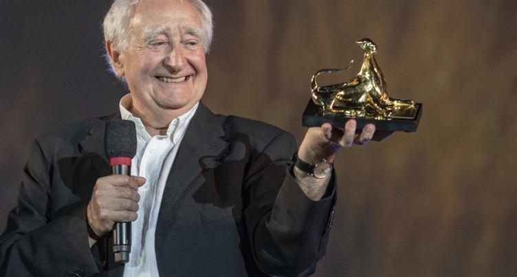 Le vieux maître du cinéma suisse reçoit un Léopard pour sa carrière