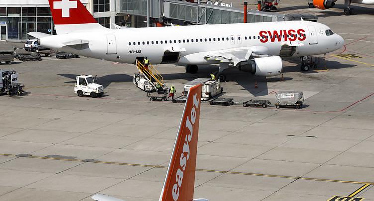 La future loi sur le CO2 risque de renchérir l'avion et l'essence