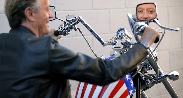 La star d'« Easy Rider » Peter Fonda s'est éteint