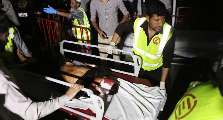 Attentat lors d'un mariage à Kaboul: au moins 20 blessés