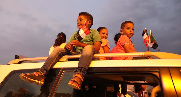 Une foule à Khartoum pour célébrer un « nouveau Soudan »