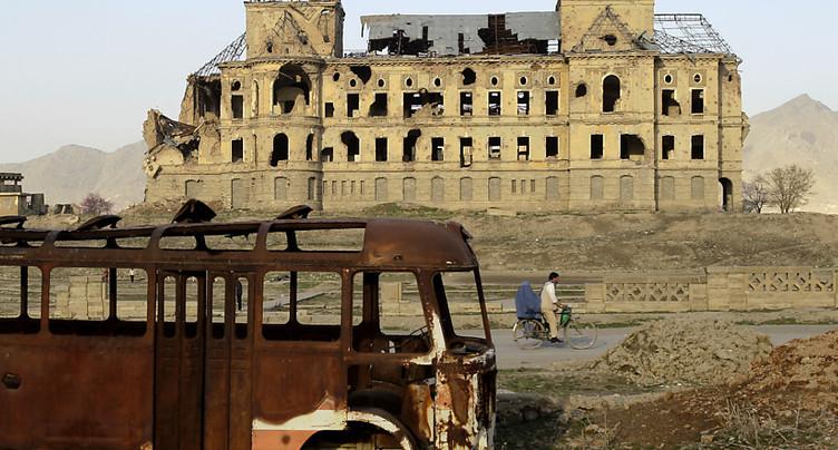 Un palais renaît de ses cendres pour les cent ans de l'indépendance