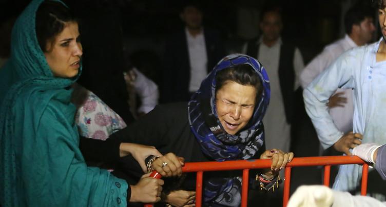 Attentat lors d'un mariage à Kaboul: 63 morts et 182 blessés