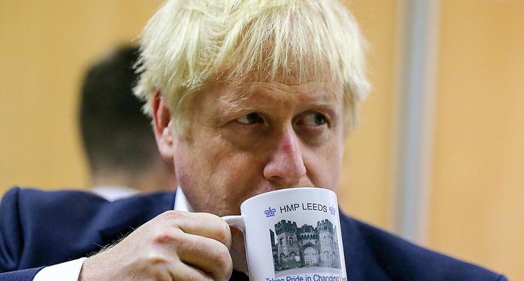 Boris Johnson se prépare à défendre sa vision du Brexit en Europe