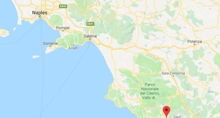 Le corps sans vie d'un randonneur retrouvé dans le sud de l'Italie