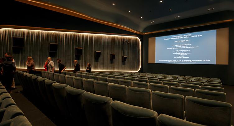 Nouvelle jeunesse pour le cinéma genevois Nord-Sud