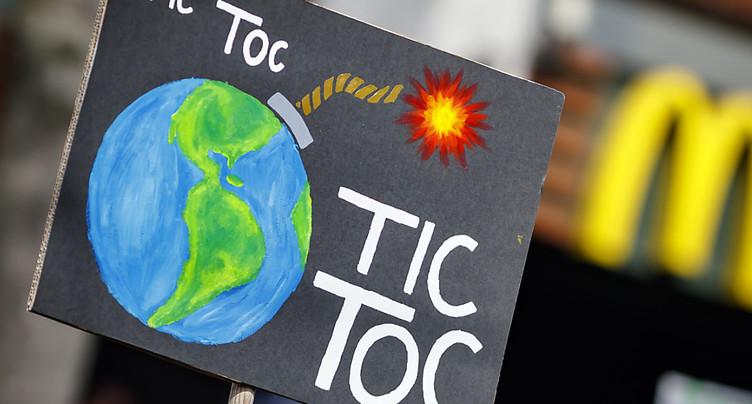 Crise climatique: politiciens invités à proposer leurs solutions