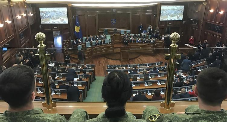 Le Parlement a été dissous par les députés
