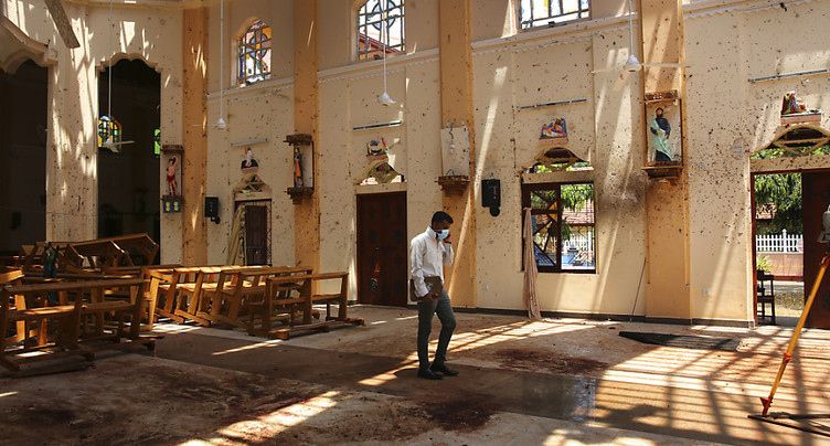 Attentats de Pâques: fin de l'état d'urgence au Sri Lanka