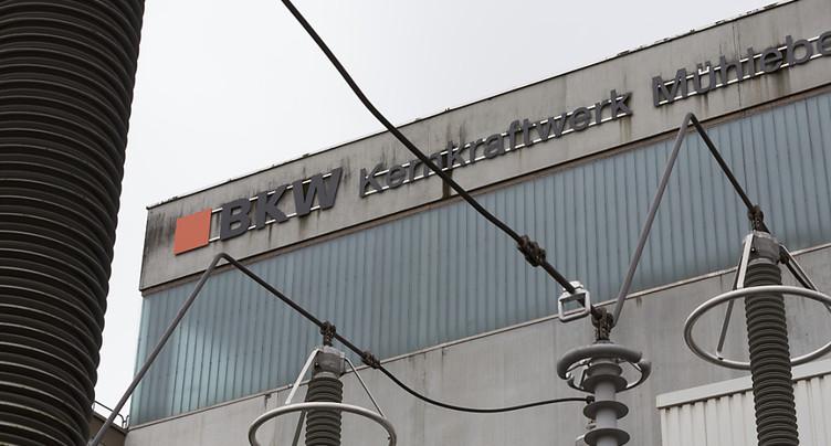 BKW: légère baisse des prix de l'électricité en 2020