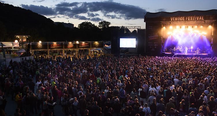Le Venoge Festival a attiré 30'000 mélomanes à Penthalaz (VD)