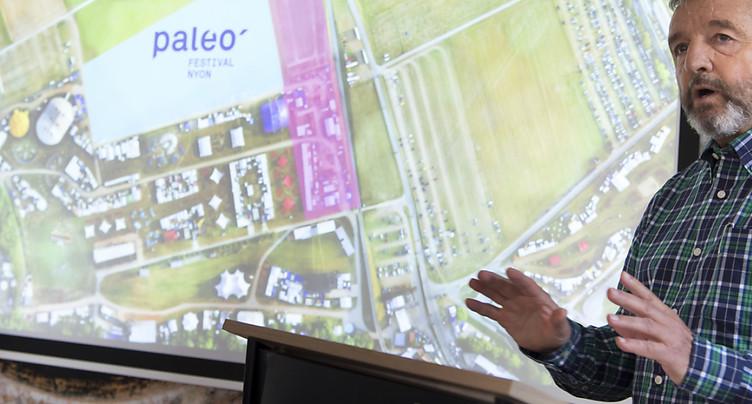 Paléo réaménage et étend son terrain dès 2020