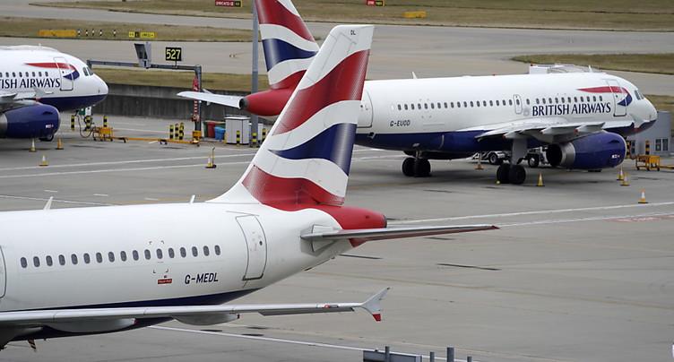 British Airways annule ses vols du 27 septembre, nouvelle grève