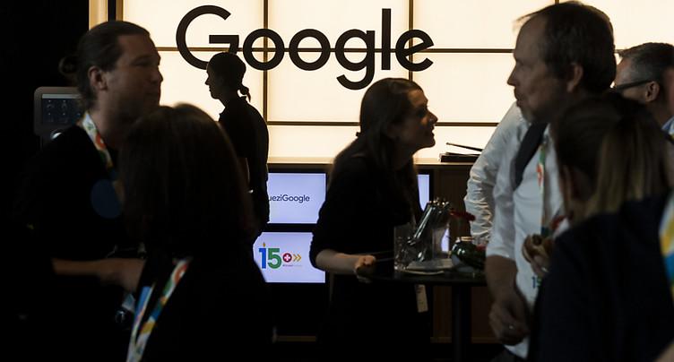 Google veut promouvoir informations exclusives et reportages