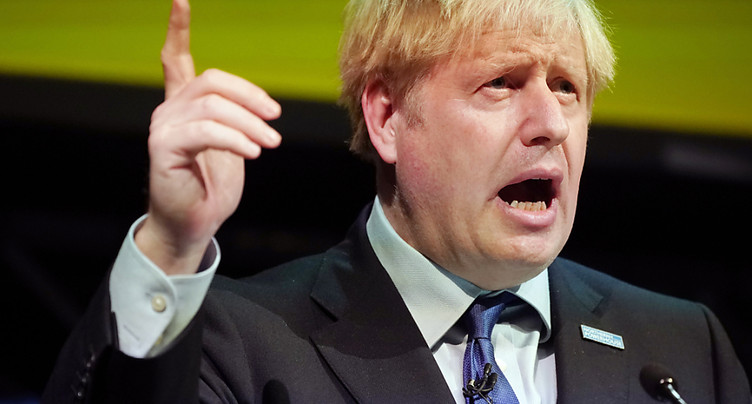 Brexit: Johnson parle « d'énormes progrès » vers un accord avec l'UE