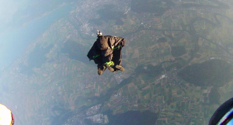 Un Valaisan se tue à wingsuit dans le Chablais vaudois