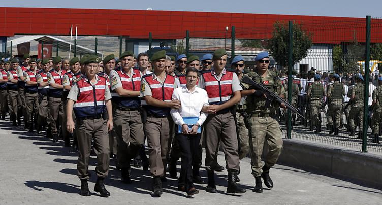 Les Turcs plus nombreux à demander l'asile en Suisse
