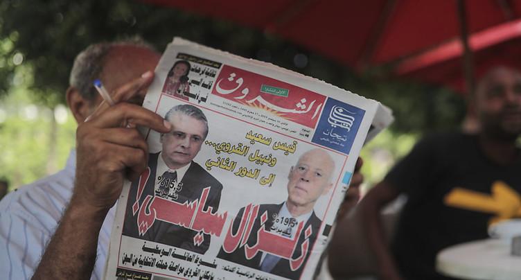 Tunisie: La surprise Kais Saied se confirme, incertitude pour la 2e place