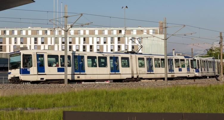 EPFL: 80% des pendulaires en transports publics ou mobilité douce