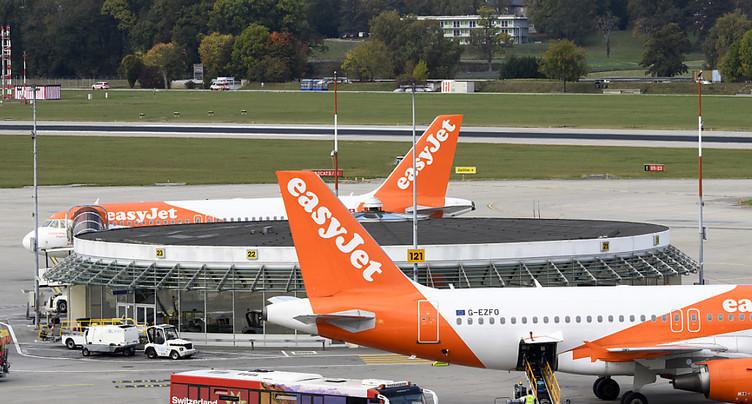 Aéroport de Genève: échec pour les ex-employés