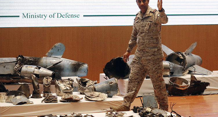 Pour Ryad, les attaques ont été « parrainées » par l'Iran