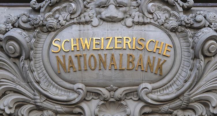 La BNS maintient inchangé le cap de sa politique monétaire