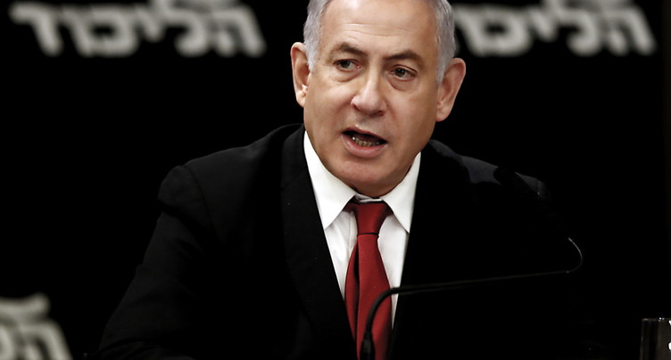 Netanyahu appelle Gantz à la formation d'un gouvernement d'union