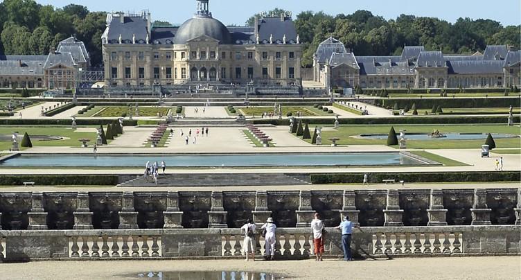 Vol et séquestration à Vaux-le-Vicomte: butin de 2 millions d'euros
