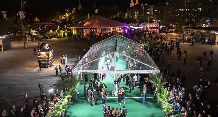 Bisbille autour des financements publics du Zurich Film Festival