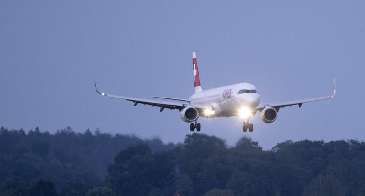 Le National pour une taxe sur les billets d'avion